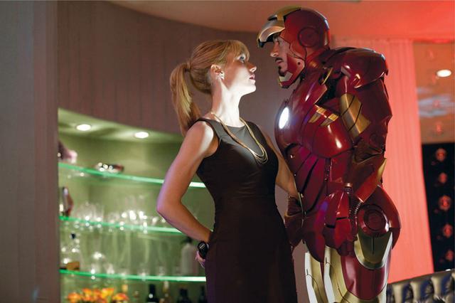 画像: MCUの最強カップル、トニー&ペッパーには後に娘が誕生(写真は「アイアンマン3」)