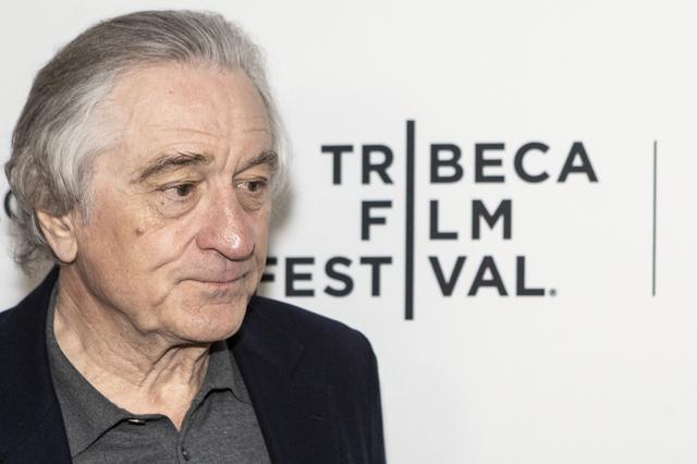 画像: トライベッカ映画祭を主催するロバート・デニーロ