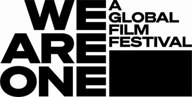 画像: オンライン映画祭「We Are One: A Global Film Festival 」のロゴマーク