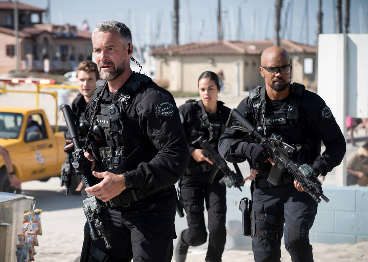 画像: アクションも人間ドラマもヒートアップ © 2019 Sony Pictures Television Inc. and CBS Studios Inc. All Rights Reserved.