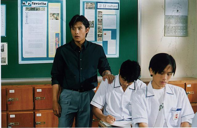 画像2: 伝統ジャンルに新風を吹き込んだ純愛映画の傑作! 「バンジージャンプする」(2001)