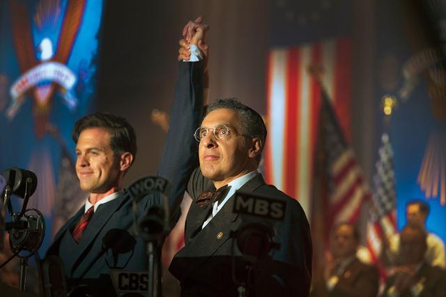 画像: もし反ユダヤ主義で親ヒトラー派のリンドバーグが大統領選に勝利していたら... 「 プロット・アゲンスト・アメリカ 」