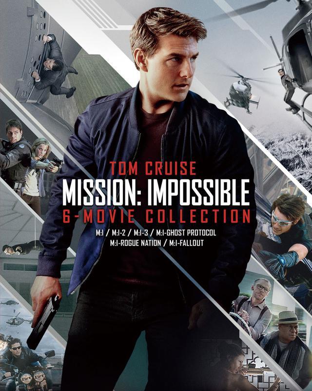 画像: 「ミッション:インポッシブル6ムービー・ブルーレイ・コレクション」NBCユニバーサルより発売中 ©2018 PARAMOUNT PICTURES