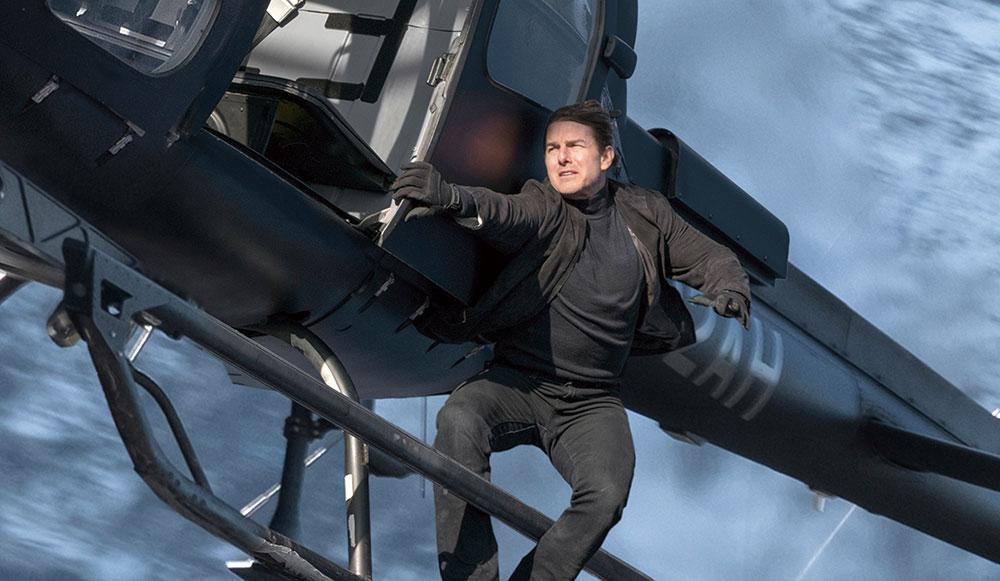 画像: スタントマンでも危険なヘリ・アクションを自ら行なった「フォールアウト」