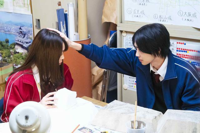 画像2: ©2020『私がモテてどうすんだ』製作委員会 ©ぢゅん子/講談社