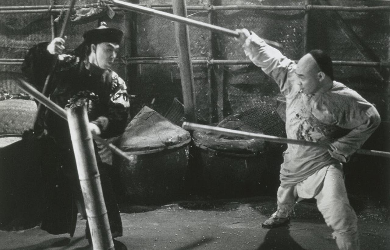 画像: 「ワンス・アポン・ア・タイム・イン・チャイナ/天地大乱」でジェット・リーと共演