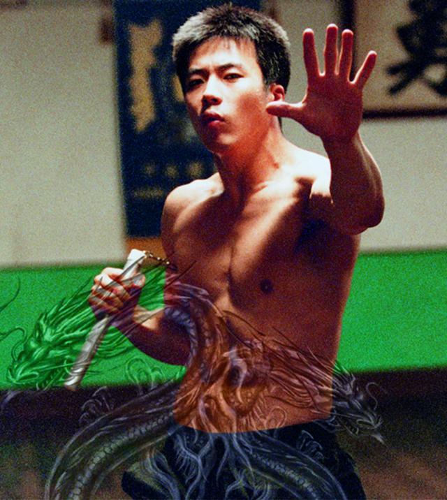 画像: 「マルチュク青春通り」でブルース・マニアの学生を演じたクォン・サンウ