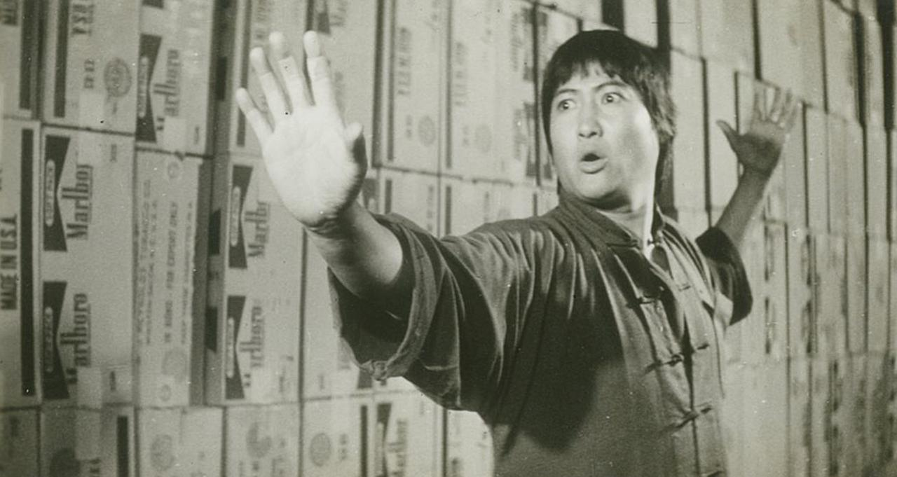 画像: 「燃えよデブゴン」で人気者になったサモ・ハン