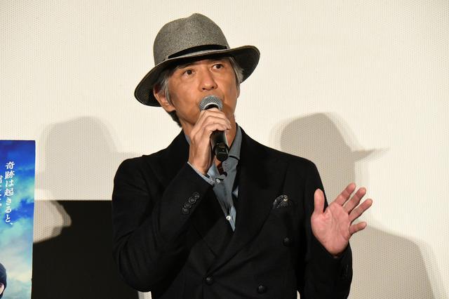 画像1: 映画『Fukushima 50』、お客さんを前にメインキャストの佐藤浩市×渡辺謙が登壇