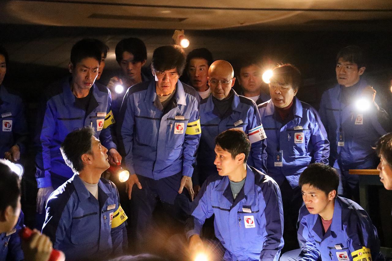 画像3: 佐藤浩市×渡辺謙出演『Fukushima50』(フクシマフィフティ)の舞台挨拶の模様やメイキング映像などが解禁!