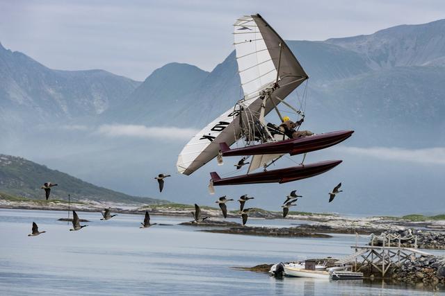画像: 「鳥のように空を飛びたい!」CG無しで撮影された驚異の飛行映像が解禁