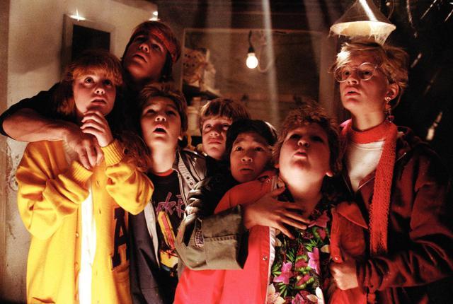 画像: グーニーズの仲間とともに美しい映像で、大冒険を始めよう!
