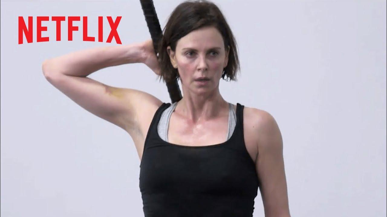 画像: 『オールド・ガード』特別映像: 戦闘シーンの裏側 - Netflix youtu.be