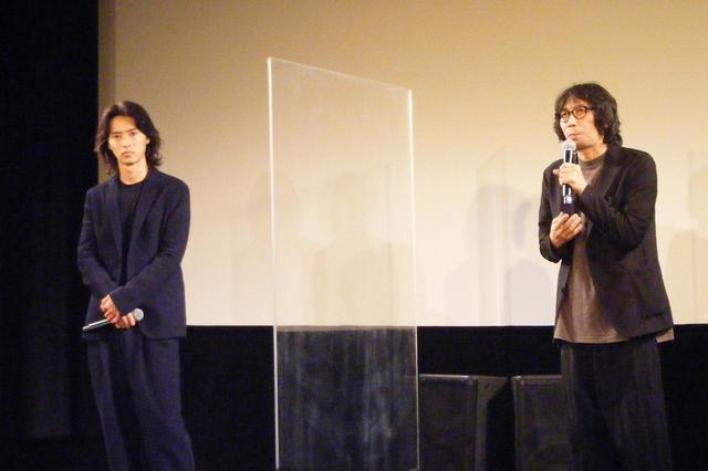 画像1: 山﨑賢人&行定勲監督登壇!映画『劇場』初日公開舞台挨拶イベント