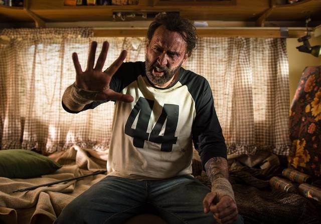 画像1: ニコラス・ケイジ主演のカルト名作「マンディ」が一夜限りの再上映!