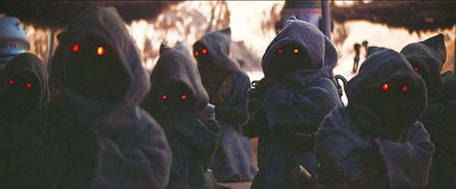 画像: 部品を盗んでマンドーに攻撃されるジャワ族