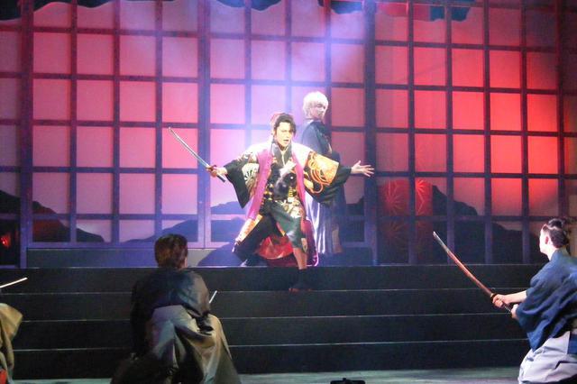 画像1: 舞台『死神遣いの事件帖-鎮魂侠曲-』公開ゲネプロを実施