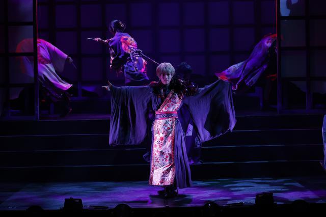 画像7: 舞台『死神遣いの事件帖-鎮魂侠曲-』公開ゲネプロを実施