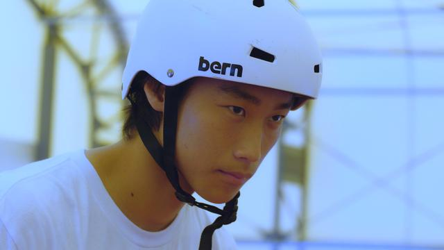 画像2: スケートボーダーのリアルライフを描いた映画『STAND STRONG』中田海斗×佐川涼×松本崇×日高大作レイ インタビュー
