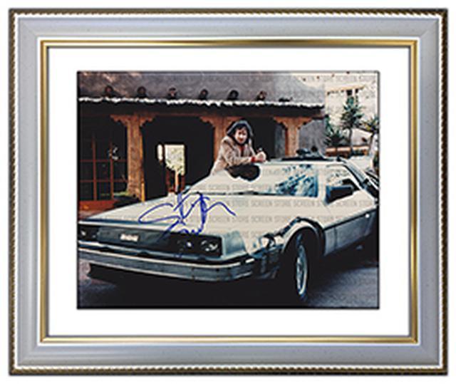 画像: 【限定数20】 スティーヴン・スピルバーグ 複製サイン入り 額装ポートレート 《送料無料》《8月1日再発売》