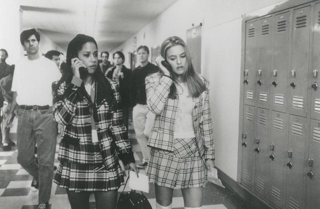 画像: セレブ女子高生たちの日常生活ってどんな? 『クルーレス』(1995)