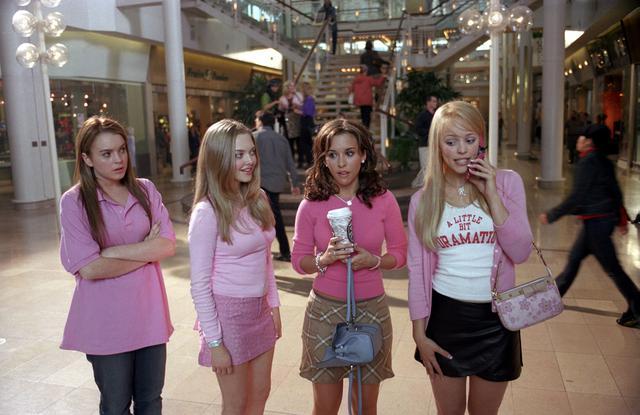 画像: 高校のいじめ問題をポップに描いた人気作 『ミーンガールズ』(2004)
