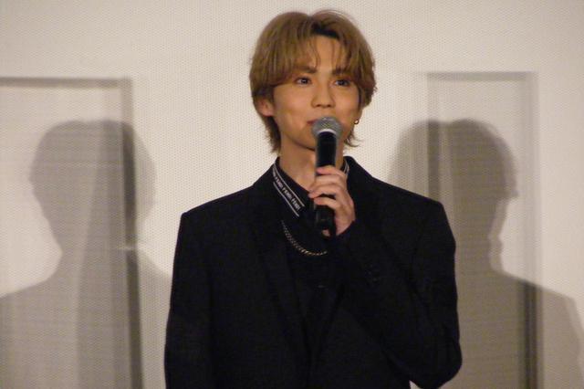 画像1: 吉野北人、神尾楓珠、伊藤あさひらが感謝を込めての舞台挨拶に登場!吉野北人が一本締めで締める!