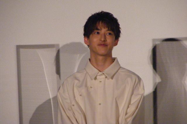 画像6: 吉野北人、神尾楓珠、伊藤あさひらが感謝を込めての舞台挨拶に登場!吉野北人が一本締めで締める!
