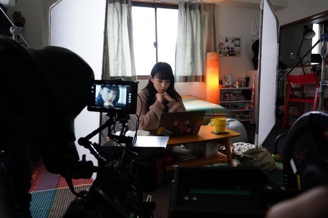画像: 奈緒 (C)2020「事故物件 恐い間取り」製作委員会