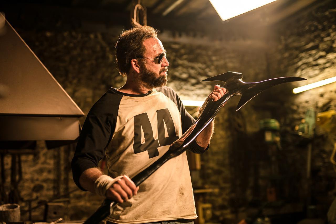 画像: 叩く・挟む・刺す・切る…ハイスペックなお手製の武器