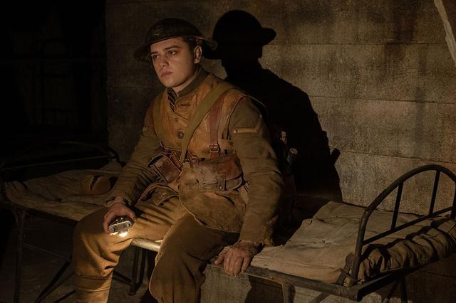 画像2: 英国の若手&ベテランが揃い踏み 「1917 命をかけた伝令」(2019)