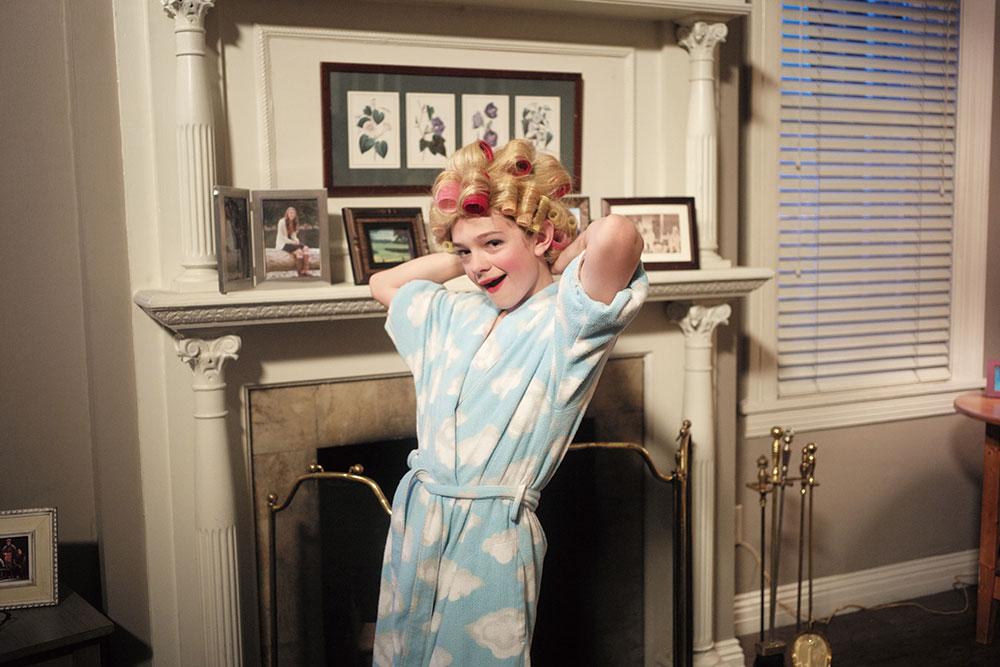 画像1: 人気子役を演じる「ハニーボーイ」では、こんなキュートな姿も披露♡