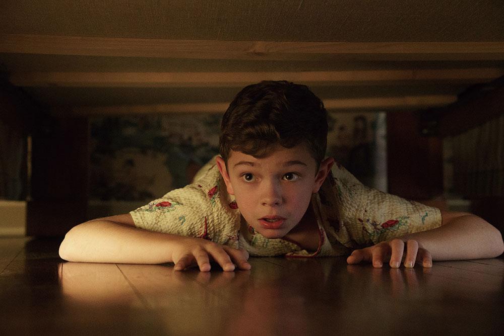 画像: マット・デイモンの息子役を演じた 「サバービコン 仮面を被った街」 © 2017 SUBURBICON BLACK, LLC. ALL RIGHTS RESERVED.