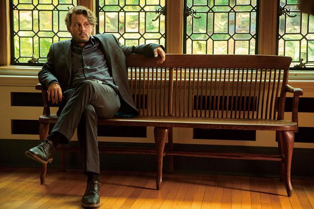 画像2: Interview: 『自分に死期が近づいたらリチャードのように振る舞いたいね』──ジョニー・デップ