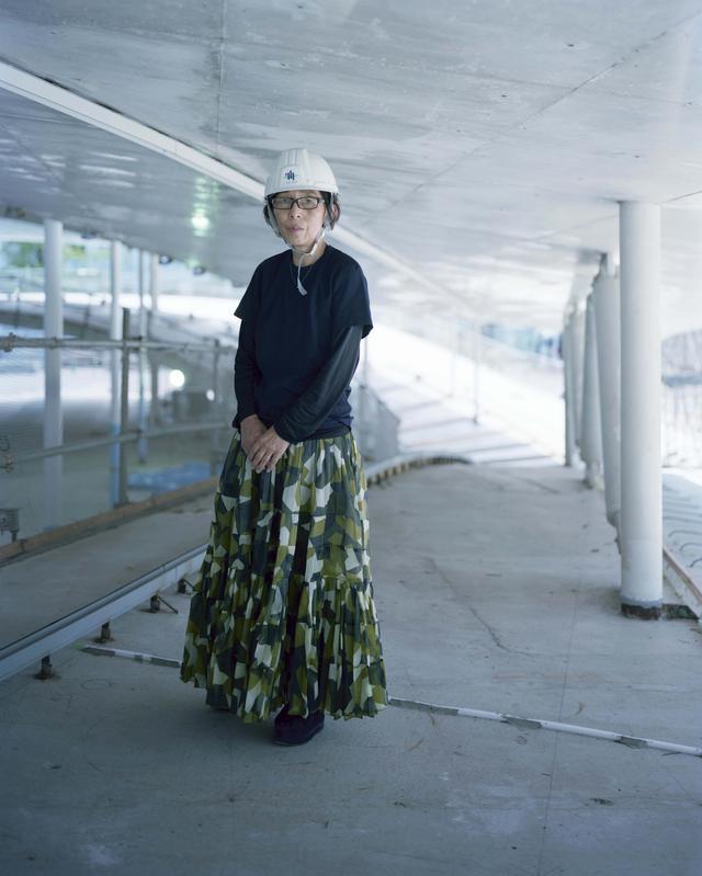 画像: 写真家ホンマタカシが手掛けた『建築と時間と妹島和世』10/3公開