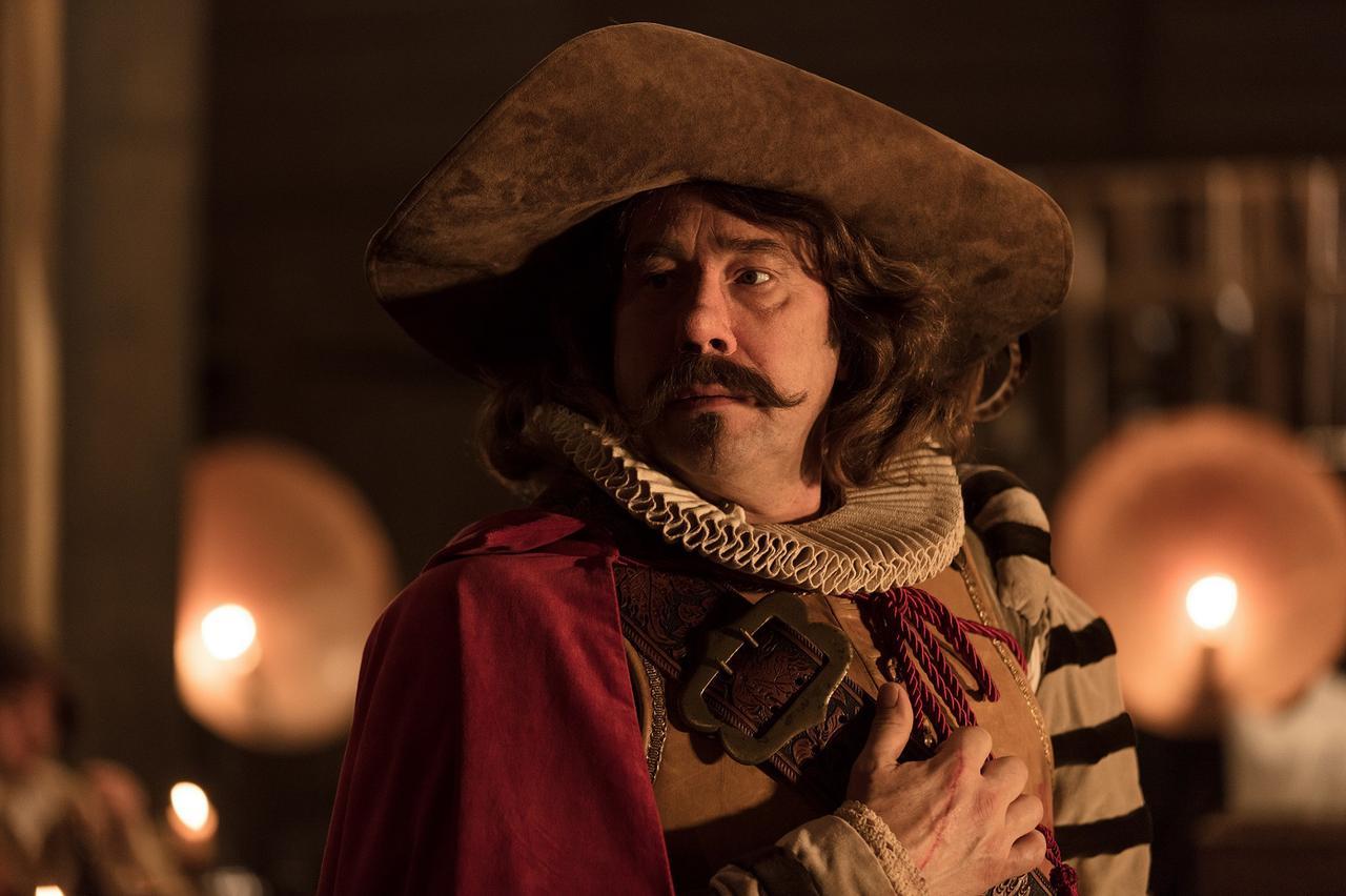 画像1: フランスの代表的戯曲「シラノ・ド・ベルジュラック」誕生秘話が映画に