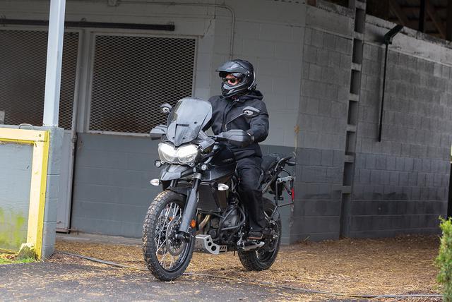 画像: ノーマンのバイク愛が炸裂!