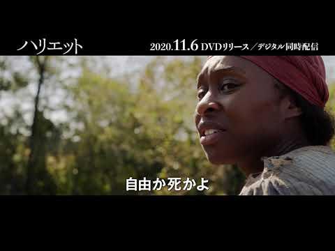 画像: 『ハリエット』2020年11月6日(金) DVD&デジタルリリース! www.youtube.com