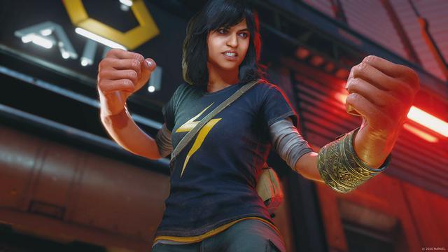 画像1: 【MCUファン必見】PS4ソフト「Marvel's Avengers」で無敵のアベンジャーズ体験