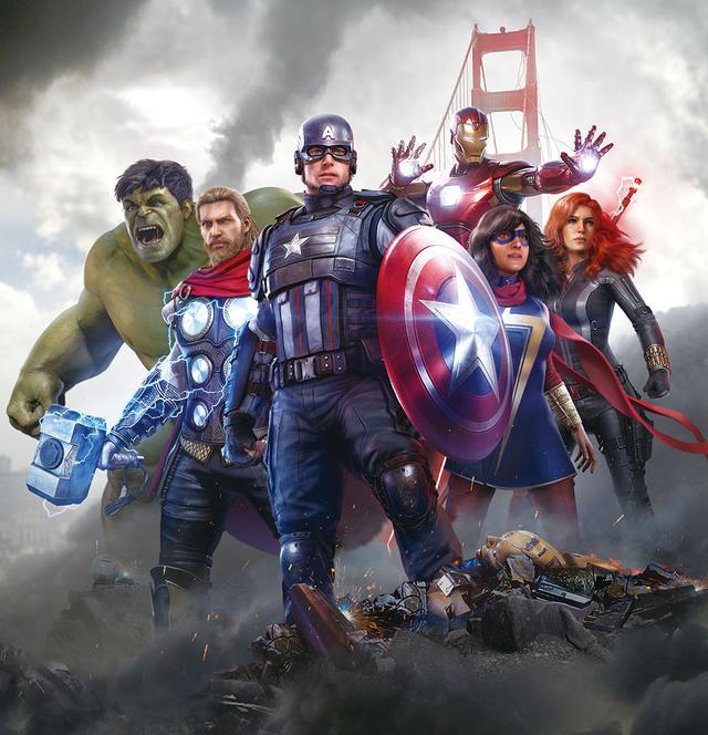 画像: 「Marvel's Avengers(アベンジャーズ)」ストーリー