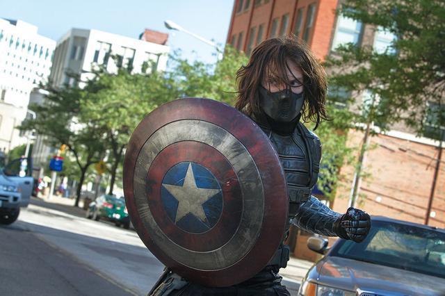 画像2: 「キャプテン・アメリカ/ウィンター・ソルジャー」