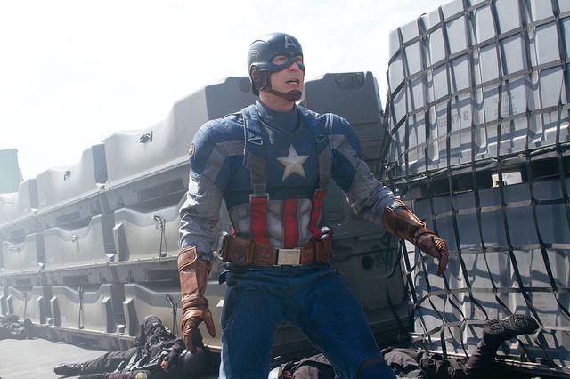 画像1: 「キャプテン・アメリカ/ウィンター・ソルジャー」