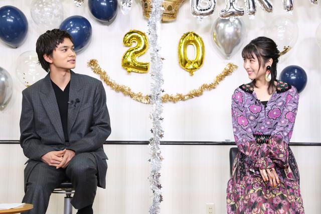 画像7: 「祝 大ヒット&祝 浜辺美波20歳!」Wでめでたいスペシャルトークイベントで浜辺美波20歳の誕生日をふりふらメンバーでお祝い!