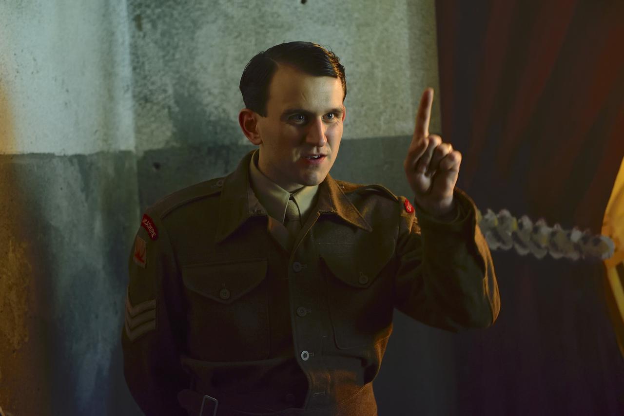 画像: 『キーパー ある兵士の奇跡』のハリー・メリング