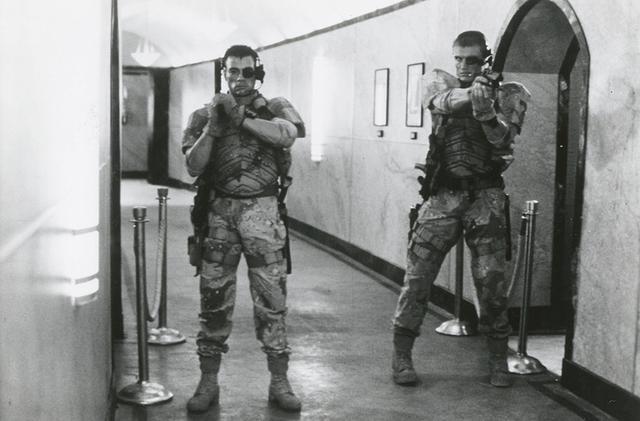 画像: ヨーロッパからの二人のニュースター 「ユニバーサル・ソルジャー」(1992)