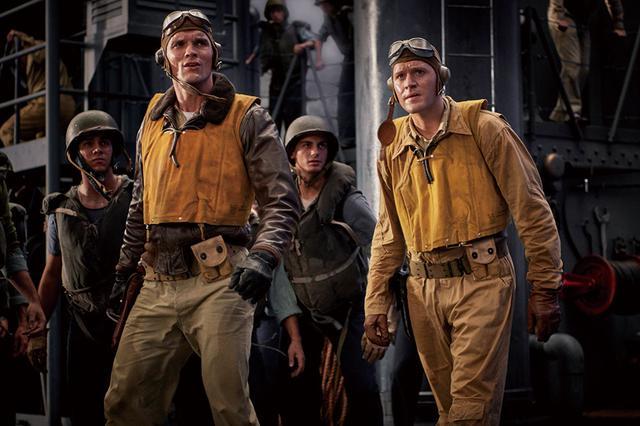 """画像: それは""""日本の運命を変えた3日間"""" ミッドウェイ海戦の全貌が今明かされる!"""