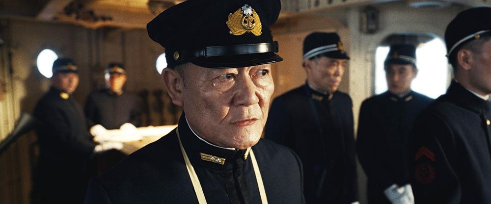 画像: 第一航空艦隊司令官/南雲忠一中将(國村隼)