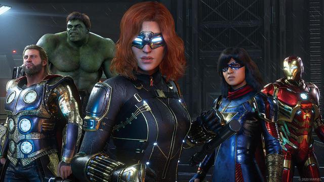 画像: 【MCUファン必見】PS4ソフト「Marvel's Avengers」で無敵のアベンジャーズ体験 - SCREEN ONLINE(スクリーンオンライン)