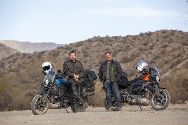 画像3: 電動モーターサイクルを100日間駆って13,000マイルを走破!