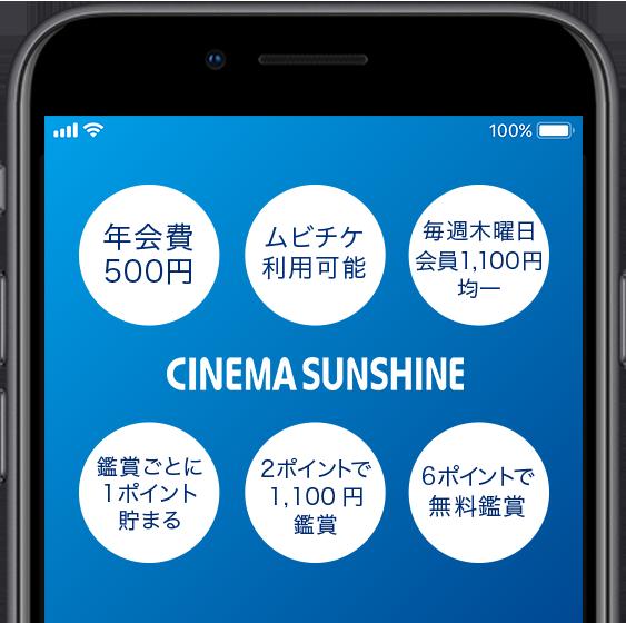 画像: www.cinemasunshine.co.jp